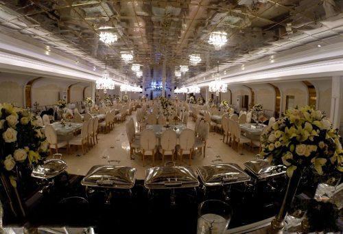 wedding hall4 تالارهای پذیرایی در محله کوهک